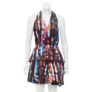 Alexander McQueen MINI DRESS with TAGS, Size 4